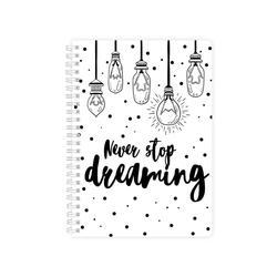 Cuaderno planificador diario con cierre de resorte por MyPplanner