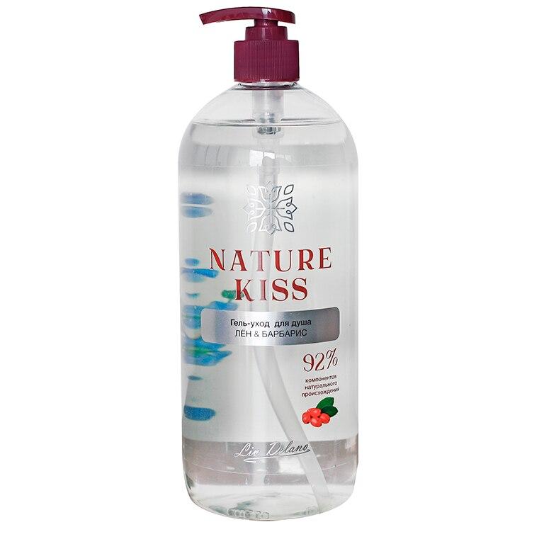 Gel-care Shower Flax & Barberry, Series Naturе Kiss 1000 Ml