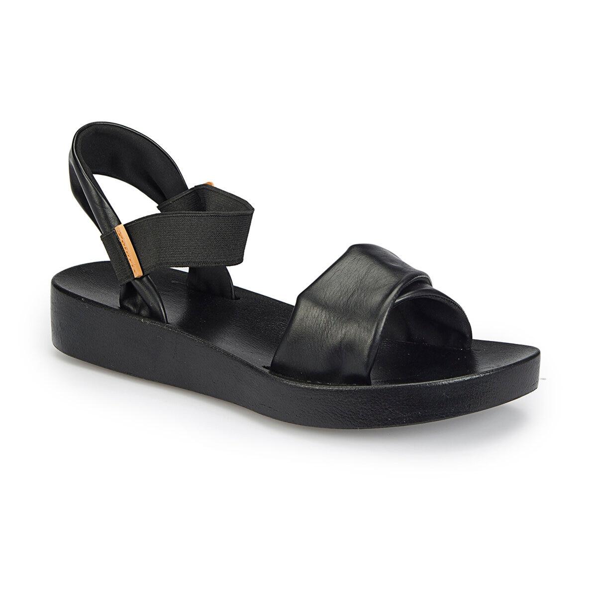 FLO 81.158694.Z Black Women Basic Comfort Polaris