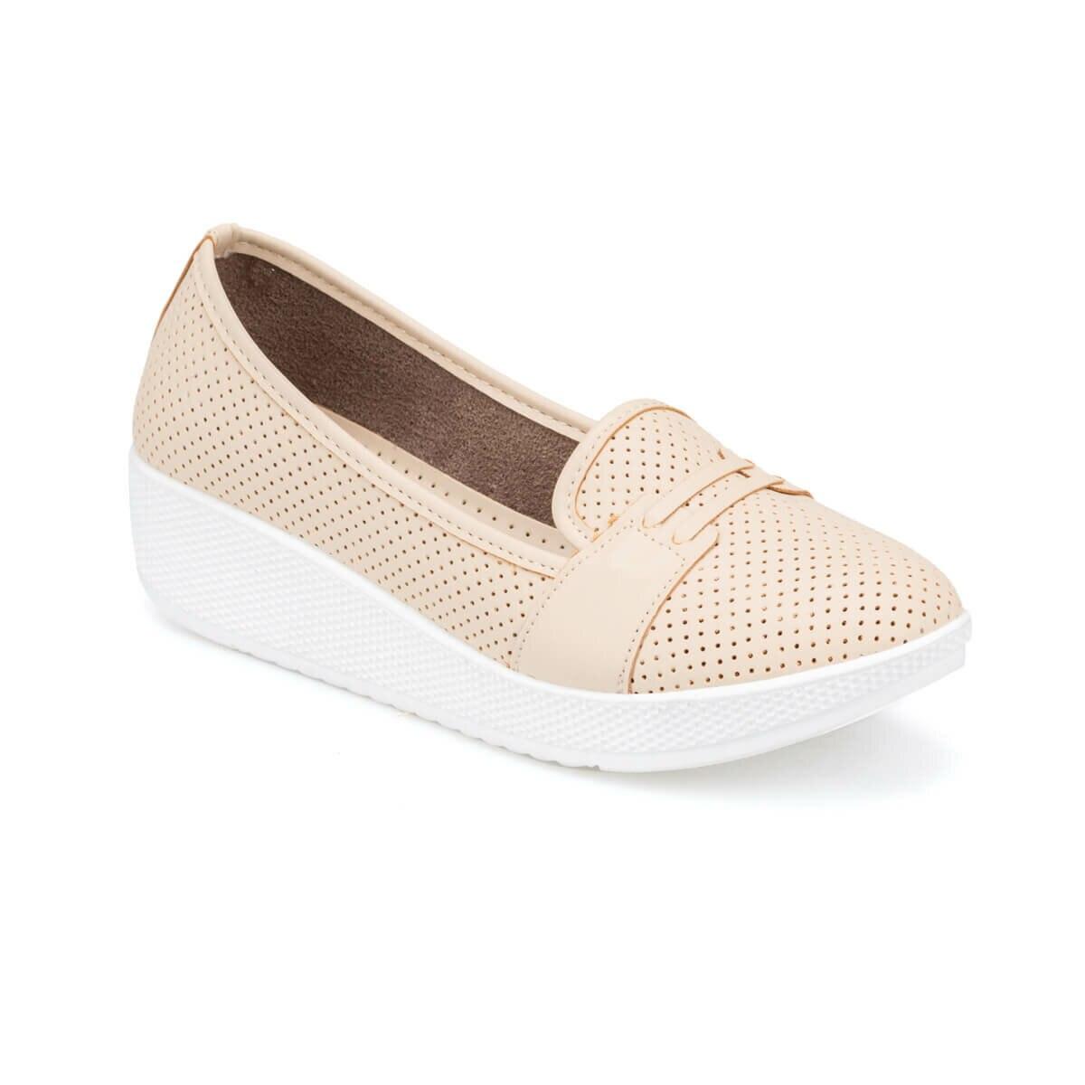 FLO 91.150675.Z Beige Women 'S Shoes Polaris