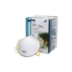 Maska Maurer FFP1s węgiel aktywny (pudełko 20 szt.) w Maski od Bezpieczeństwo i ochrona na