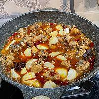 软糯鲜香——芋儿鸡的做法图解6