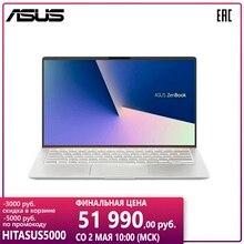 Ноутбук ASUS ZenBook 14 UM433DA-A5003T 14.0′ FHD/ Ryzen 5 3500U/ 8Gb/ 256Gb SSD/ Vega 8 Graphics/ Windows 10/ Icicle Silver