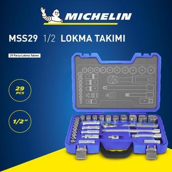 Michelin MSS29 29 Piece 1/2 Professional Socket Set