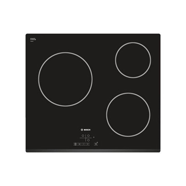 Glass-Ceramic Hob BOSCH PKM631B17E 60 Cm
