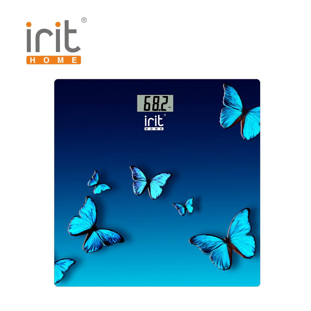 цены на Scale floor Irit IR-7264 Scale floor Scale smart Electronic body Scales for weighing human scales body weight в интернет-магазинах