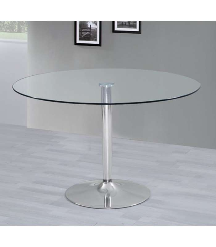 Round Dining Table Crystal Iñaki