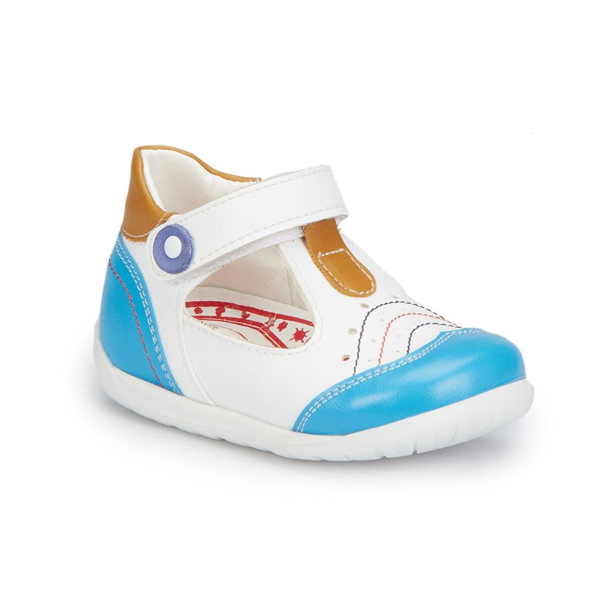 FLO 81.510048.I Blue Male Child Sneaker Shoes Polaris Sneakers     - title=