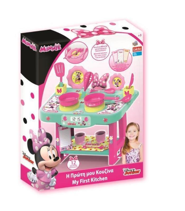 Minnie Mouse My First Kitchen Toy Store