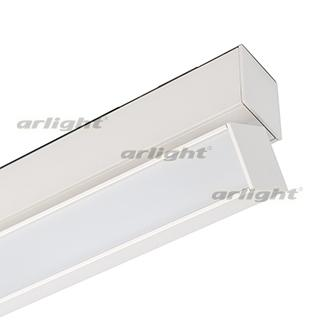 026997 Lamp MAG-FLAT-FOLD-45-S805-24W Warm3000 (WH, 100 Deg, 24 V) ARLIGHT 1-pc