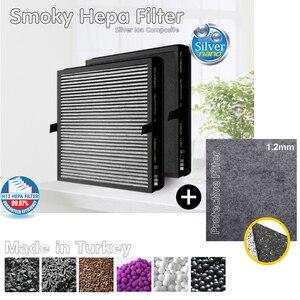 Очиститель воздуха Nikken 1389 Power KSAP1000 /NKAP100, совместимый Углеродный фильтр Hepa + защитный