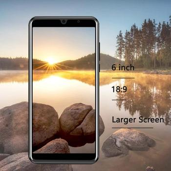 Перейти на Алиэкспресс и купить XGODY P30 смартфон 3G 6 дюйм18: 9 Android 9,0 2 Гб ОЗУ 16 Гб ПЗУ MTK6580 четырехъядерный двойной Sim МП камера 2800 мАч GPS WiFi телефон