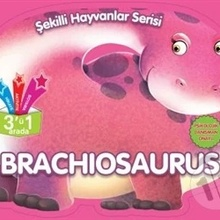SHAPED ANIMALS SERIES-BRACHIOSAURUS 430889951