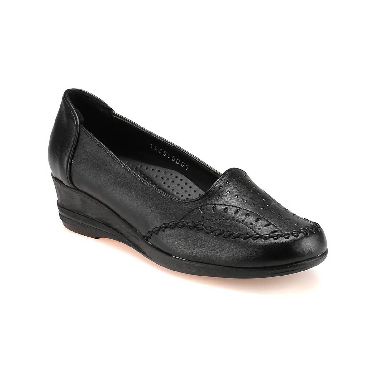 FLO 61.155505FZ Black Women Shoes Polaris