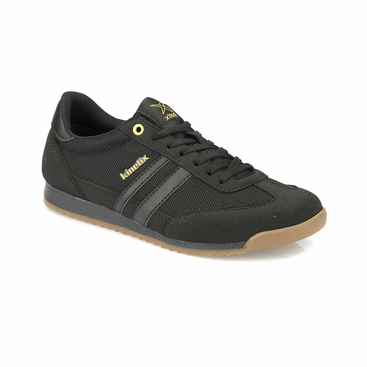 FLO HALLEY TX M Black Men 'S Sneaker Shoes KINETIX