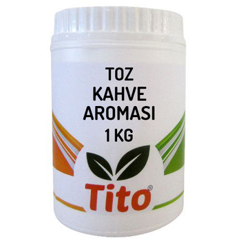 Tito Powder Coffee Aroma [Water Soluble]-1 kg