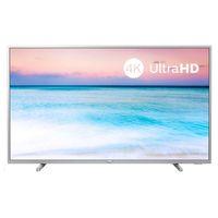 "Smart TV Philips 55PUS6554 55 ""4 K Ultra HD LED WiFi Silber-in LED-Fernseher aus Verbraucherelektronik bei"