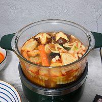 #新春美味菜肴#懒人番茄火锅的做法图解5