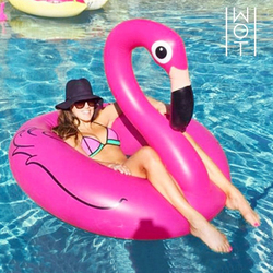 FLOAT FLAMENCO hinchable SPECIAL SUMMER BEACH POOL FOR ADULTS