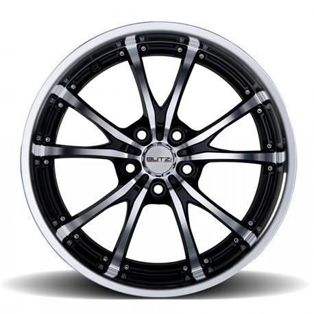 RIM ZERO BK/FP 7.5x17 5x112 ET 42 CB 73.1|Tire Accessories| |  - title=