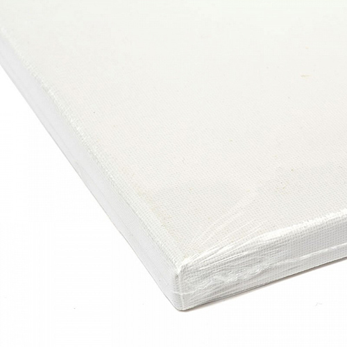 TBY. E5309 Canvas On Stretcher, 30*30 Cm, Cotton 100%, Fine Grain