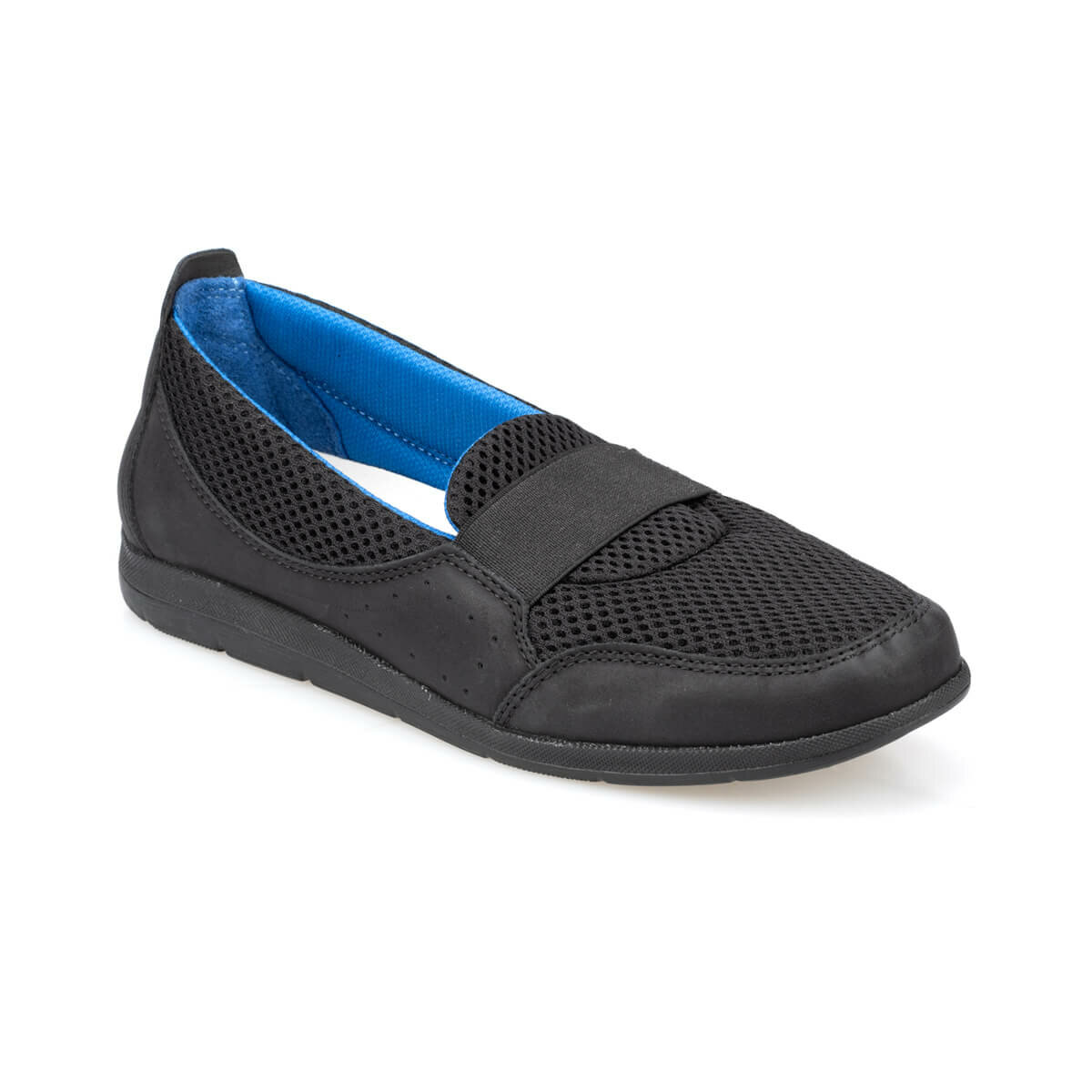 FLO 91. 111250.Z Black Women 'S Sneaker Shoes Polaris 5 Point