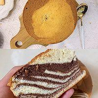 双色南瓜戚风蛋糕组织巨细腻 柔软的做法图解4