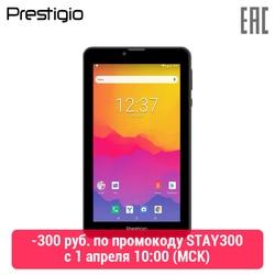 Tablet Prestigio Wize 4227 3G, Pmt4227 _ 3G _ C_RU, Sim-kaart, 7 (600*1024) Ips, 3G, Android 8.1 Gaan, 1 Gb + 8 Gb, 0.3мп + 2MP, 2500 Mah