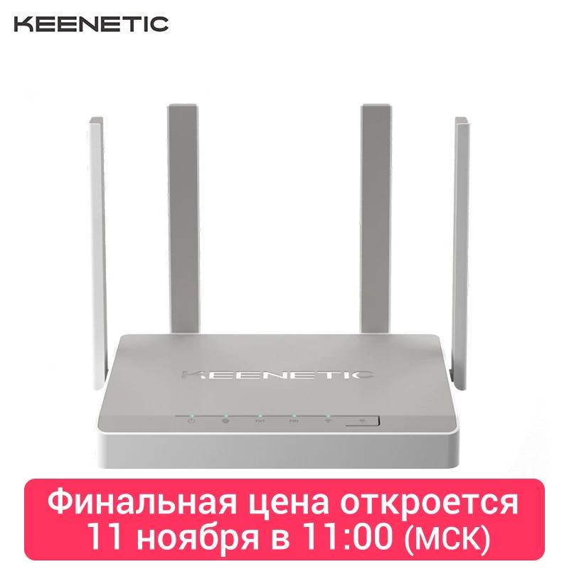 Маршрутизатор Keenetic Ultra (KN-1810)