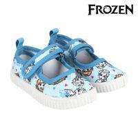Детские повседневные кроссовки Frozen 73561 синего цвета