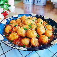 #百变鲜锋料理#茄汁虎皮鹌鹑蛋的做法图解16