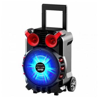 Portable Bluetooth Speakers Innova ALT/21 30W Black
