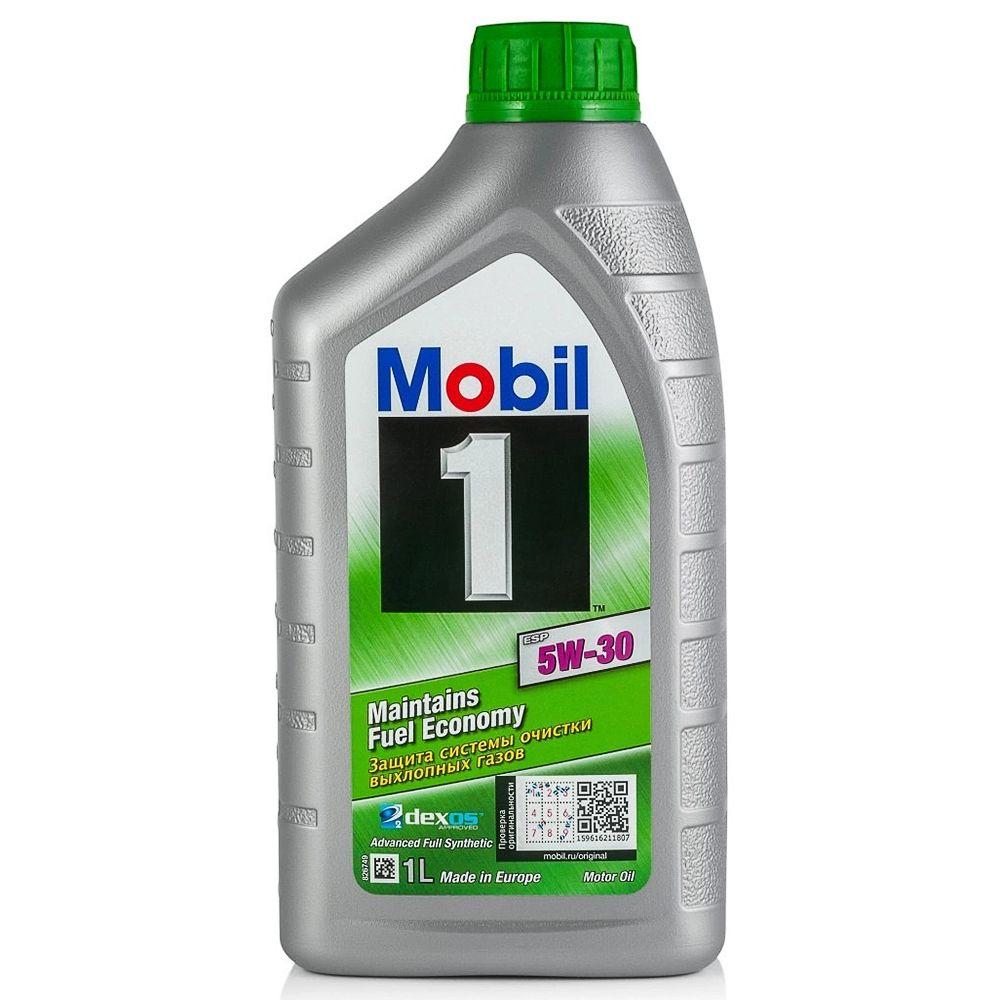Моторное масло MOBIL M 1 ESP 5W30 GSP 1L (154279)