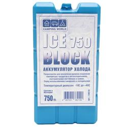 Cold battery Camping World Iceblock 750 (weight 750g) (138219) Camping World