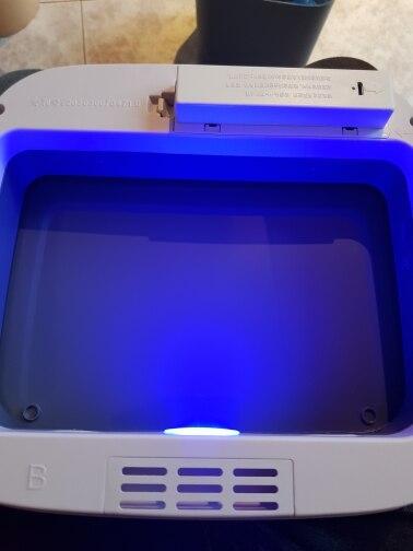Rechargeable Smart Trash Can Motion Sensor 12L - 16L photo review