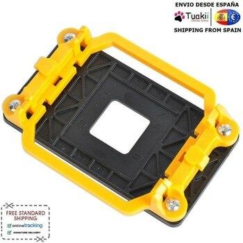 цена на Support Yellow Fan CPU Socket 940 AMD AM2 AM3 FM1 FM2 motherboard