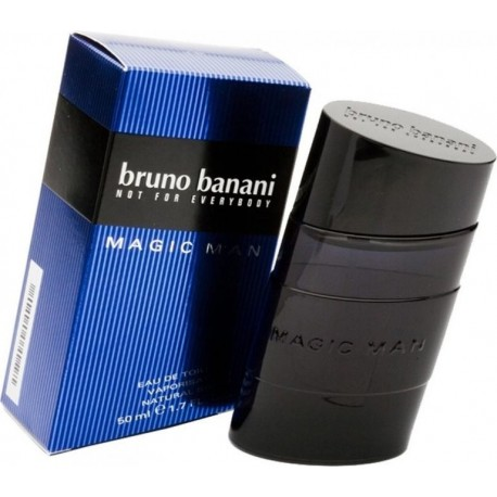 BRUNO BANANI MAGIC MAN EDT 30ML SPRAY