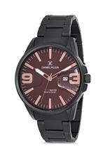 Daniel Klein DK012945B-05 Men Wristwatch Clock cheap 3Bar Fashion Casual
