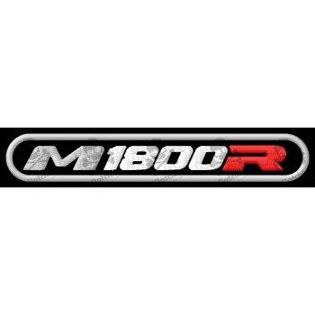 SUZUKI M1800R Sắt Miếng Dán Toppa Ricamata Gestickter Miếng Dán Miếng Dán Brode Parche Bordado Kích Thước: 11,50Cm