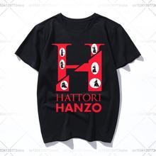 Хатори Ханзо женская футболка забавная Новинка Винтажная Футболка