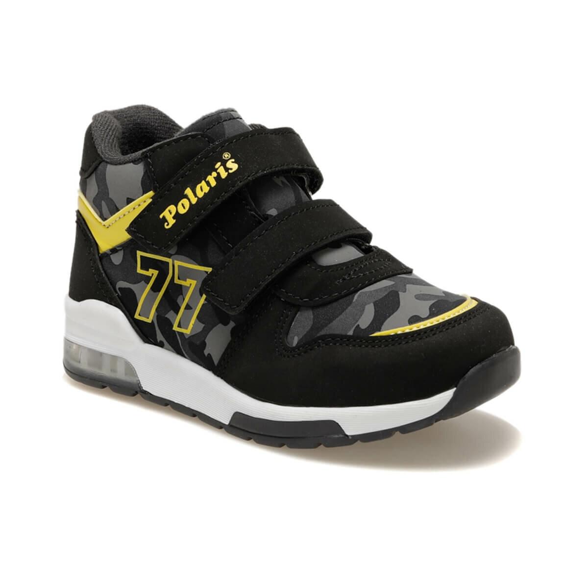 FLO 92. 510542.P Black Male Child Sports Shoes Polaris