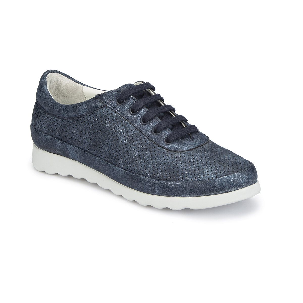 FLO 81.111287.Z Navy Blue Women Basic Comfort Polaris