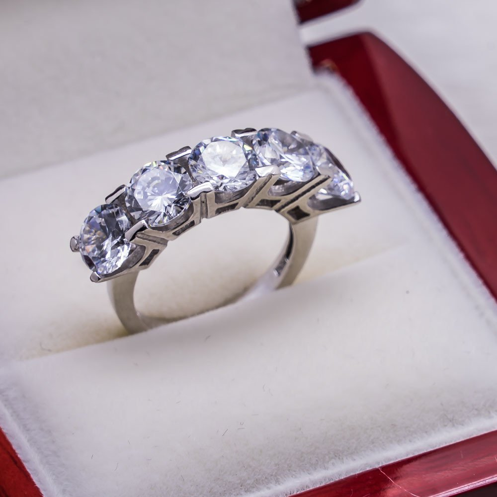 925 sterling Silver Dibs Lady Ring Model 18()