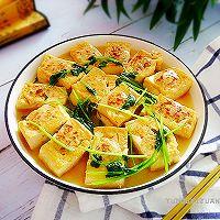 脂肪少热量低,又香又解馋的豆腐酿肉的做法图解9