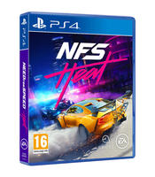 Need For Speed Heat Ps4 Playstation 4 Games Electronic Arts Software S.L. Age 16 +
