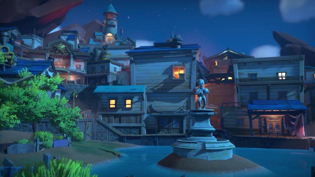 《沙石镇时光》创作初衷:希望玩家在荒漠中创造美好