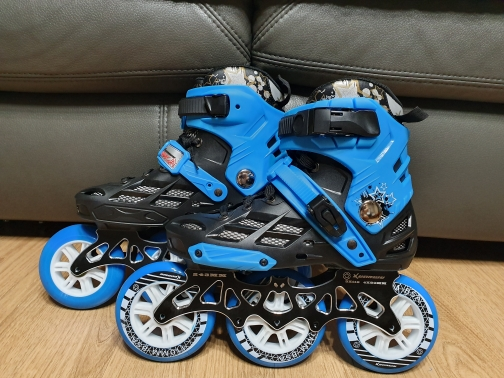 Sapatos de Skate Patins Velocidade Xuanwu