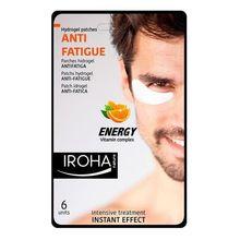 Патч для области вокруг глаз для мужчин Eye Iroha