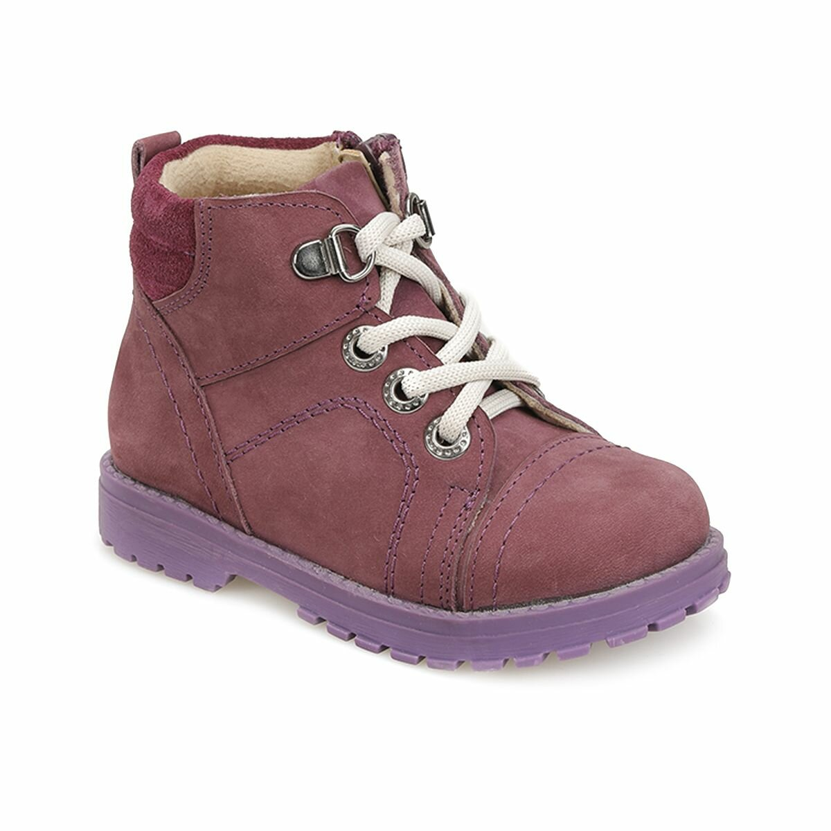 FLO 82.510529.B Purple Female Child Boots Polaris