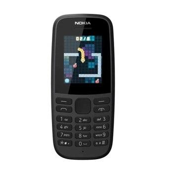 Перейти на Алиэкспресс и купить Телефон Nokia 105 Dual sim 2019 года